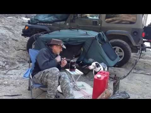 Survival Skills 101: Winter Camping for Preppers.