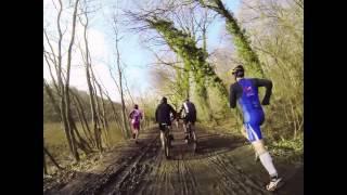 preview picture of video 'TCSQY - Bike and Run de la Minière 2014'
