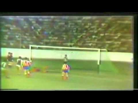 Suchitepéquez venció en casa al Atlético de Madrid hace 33 años