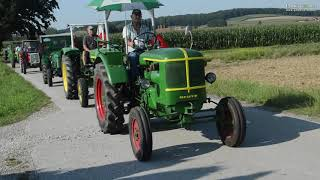 Panoramska vožnja Traktorskih veteranov
