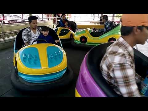 Bumper Car Super Exciting Video ! Kids Playtime!!