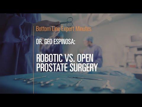 Prompt gute Heilung für Prostatitis