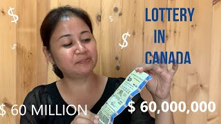 Lottery in Canada | #money by luck | Hindi vlog || Indian mom vlogger in Canada