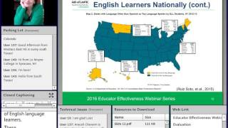Lesson Development for English Learners in Content Area Settings: Key Considerations
