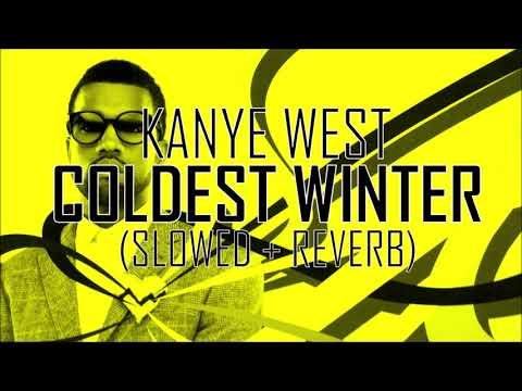 Kanye West - Coldest Winter (slowed + reverb)