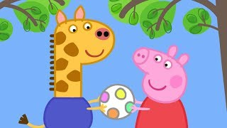 Peppa Pig English Episodes in 4K | Gerald Giraffe!  Peppa Pig Official