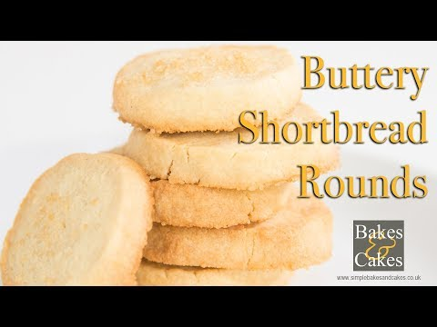 How to make shortbread biscuits: Video recipe