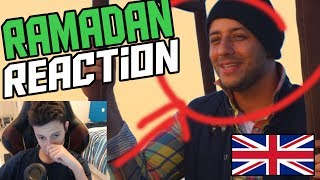 *REACTION* Maher Zain - Ramadan Song (Ramadan By Maher Zain Reaction 2018)