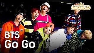 Gambar cover BTS - Go Go | 방탄소년단 - 고민보다 Go [Music Bank COMEBACK / 2017.09.22]