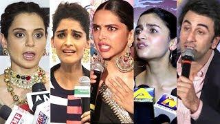 Bollywood Celeb's Reactions On Kangana Ranaut's MANIKARNIKA Film