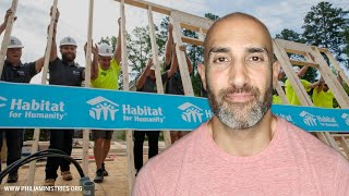 HABITAT FOR HUMANITY || BUILDING HOMES || BUILDING HOPE
