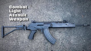CLAW: Combat Light Assault Weapon
