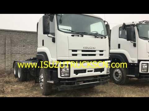 ISUZU GIGA 460HP Prime Mover, Popular ISUZU Tractor Head