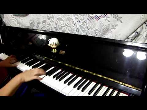 【ナノ】Nevereverland Piano.Ver【雙音LACA (天の音) ♪】
