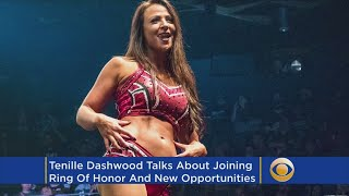 Tenille Dashwood Writes Next Chapter Of Wrestling Career In Ring Of Honor