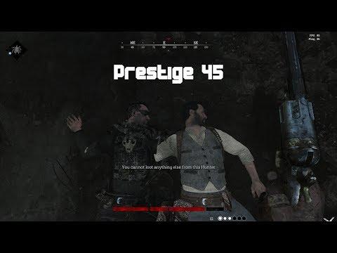 Hunt : Showdown - Prestige 45