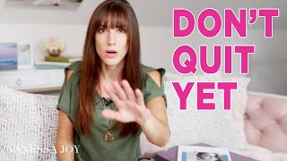 How to QUIT your Day Job + Get FINANCIALLY Ready to Make Your Side Hustle Career Change