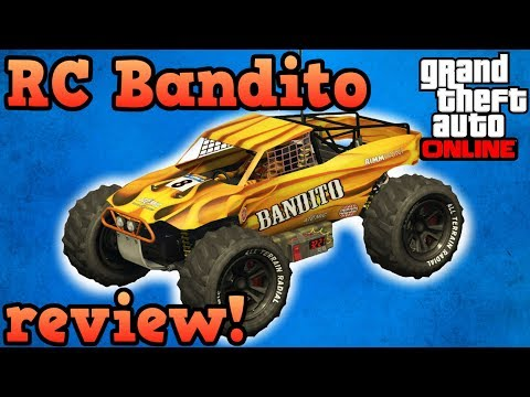 RC Bandito review! – GTA Online guides