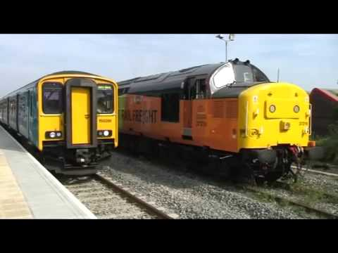 Colas Rail 37219 & Colas Rail 37175 at the Barry Tourist Rai…