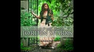 Jordin Sparks - Beauty and the Beast Lyrics HQ