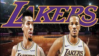 Shams Charnia Says Lakers Signing Danny Green Was 'Big' & This Offseason Better Than Last Yr