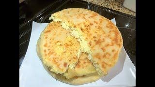 ХАЧАПУРИ на Сковороде. Самые Вкусные и Сырные! Простой рецепт. Khachapuri with Cheese