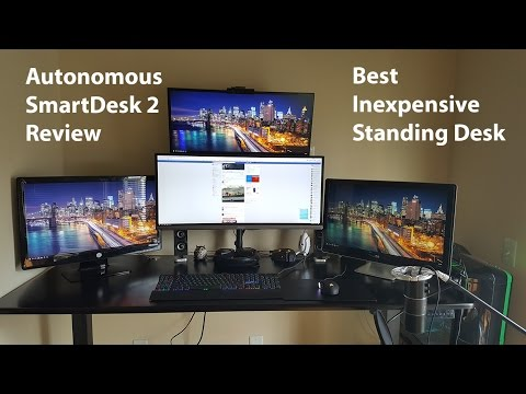 Autonomous SmartDesk 2 Review – Best Inexpensive Standing Desk