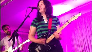 Lucy Dacus   Addictions (Live @ YES, The Pink Room, Manchester)