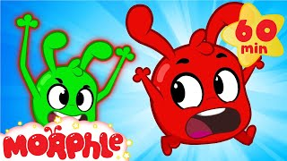 Orphle Scares Morphle - Scary Stories | Morphle vs Orphle | Cartoons for Kids | Morphle TV