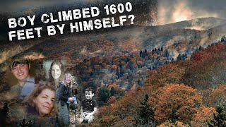 Great Smoky Mountain National Park Disappearances