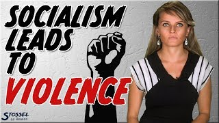 Stossel: Socialism Leads To Violence