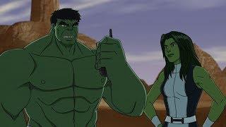 Невероятный Халк / The Incredible Hulk  ( Солдаты красоты.)