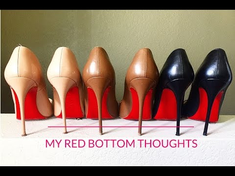 My Louboutin Thoughts (Review)