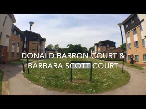 Vanbrugh College walk-through tour 2017