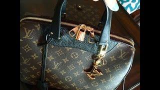Louis Vuitton RETIRO NM/ What's in my bag?