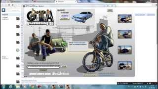 Сайт с модами автоматической установкой для GTA)