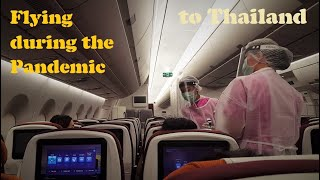 Flying to Thailand during the pandemic