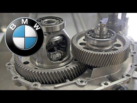 BMW Elektrikli Motor Üretimi