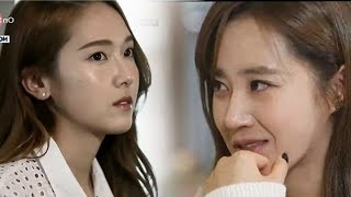 Jessica dont want to show her tears to SNSD
