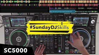 Denon DJ SC5000 Prime & Serato DJ Pro – Performance Mix – Drum & Bass