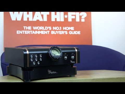 Dan D'Agostino Momentum Integrated Amplifier review