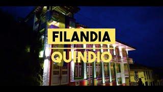 Recorrido por Filandia, Quindío