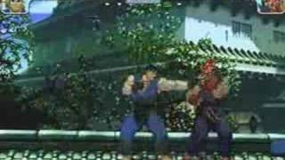 Ruu vs. Arashi