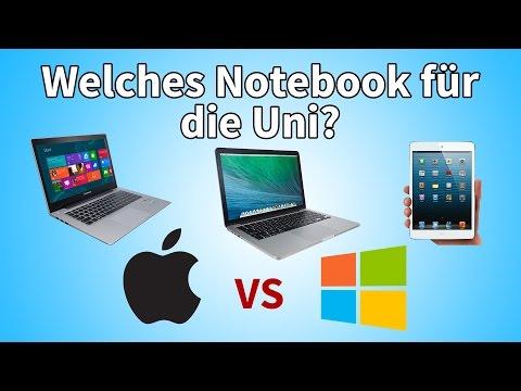 Welches Notebook für die Uni? * Welcher Laptop für Studenten?