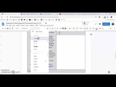 Taking Notes for Each Source on the Research Guide [Student Instructional Video]