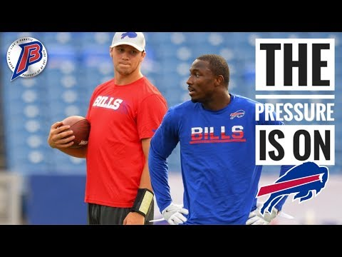 5 Players Under Pressure ║ Buffalo Bills 2019 ║ AFC EAST