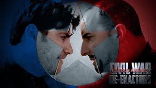 Captain America: Civil War Reenactors (2016) Video