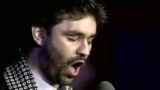 Andrea Bocelli - Con Te Partirò (Letra en Español e Italiano)