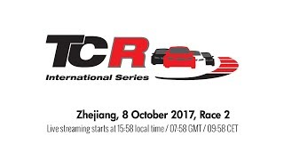 TCR_International_Series - Zhejiang2017 Race 2 Full