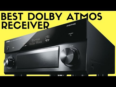Yamaha Aventage RX-A3070 Review - Dolby Atmos Home Theater Setup!